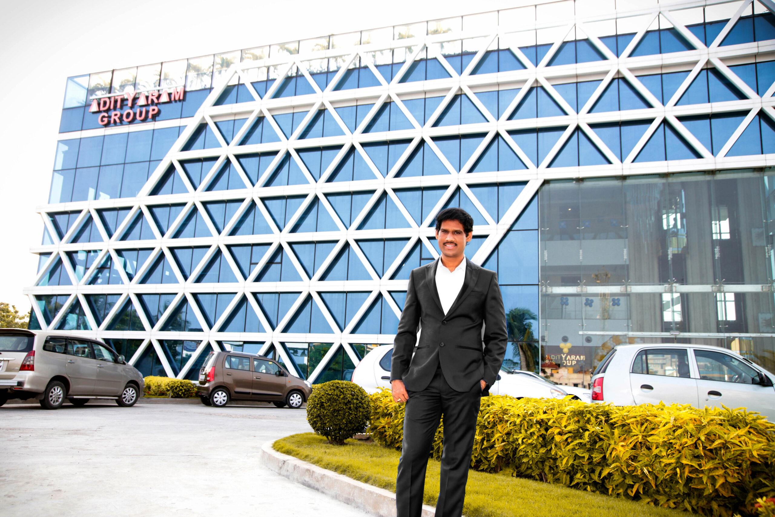 Adityaram - Billionaire in chennai